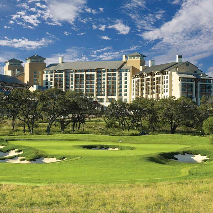 Jw Marriott San Antonio Global Holdings